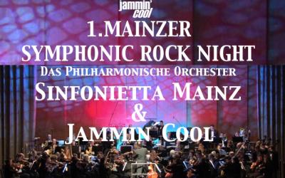 Jammin´Cool mit Sinfonieorchester am 20.Aug.2017 in Mainz