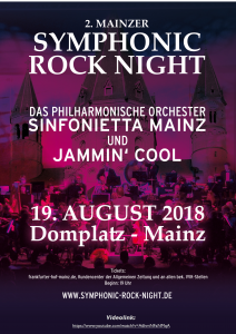 2.Mainzer Symphonic Rock Night @ Marktplatz  | Mainz | Rheinland-Pfalz | Deutschland