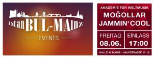 Bul-Ma Istanbul-Mainz @ Halle 45   Mainz   Rheinland-Pfalz   Deutschland