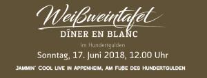 Weißweintafel - Dîner En Blanc im Hundertgulden @ Appenheim | Appenheim | Rheinland-Pfalz | Deutschland