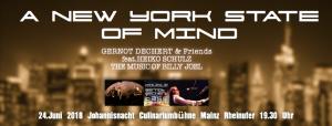 A New York State of Mind @ Culinariumbühne am Rhein (Nähe Fischtor) | Mainz | Rheinland-Pfalz | Deutschland