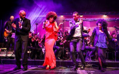 SYMPHONIC ROCK CHRISTMAS 2018 in Ingelheim – JAMMIN´COOL & das Philharmonische Orchester SINFONIETTA