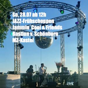 Jazz Frühschoppen @ Bastion v. Schönborn