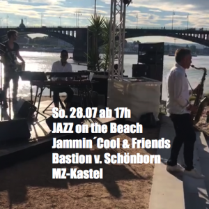 Jazz on the Beach @ Bastion v. Schönborn