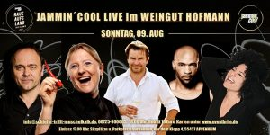 Jammin' Cool Live im Weingut Hofmann @ Weingut Jürgen Hofmann