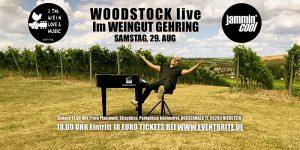 Jammin´Cool  -  WOODSTOCK live im Weingut Gehring @ Weingut Gehring