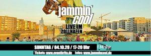 Jammin' Cool - Live Im Zollhafen Mainz @ F. Minthe Kulturgarten