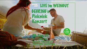Gehrings Picknick Konzert - Jammin' Cool live im Weingut @ Weingut Gehring